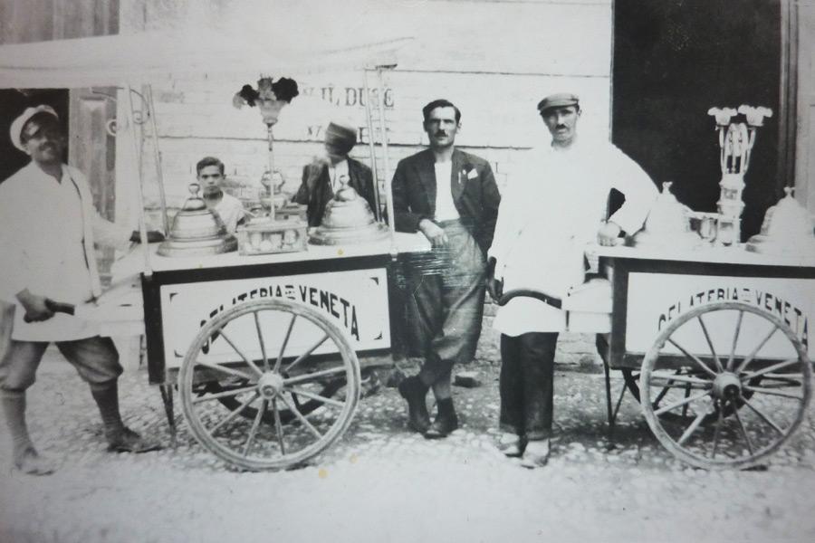gelateria veneta carrettin