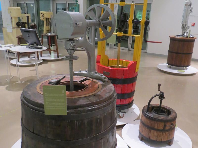 mantecatore gelato museum