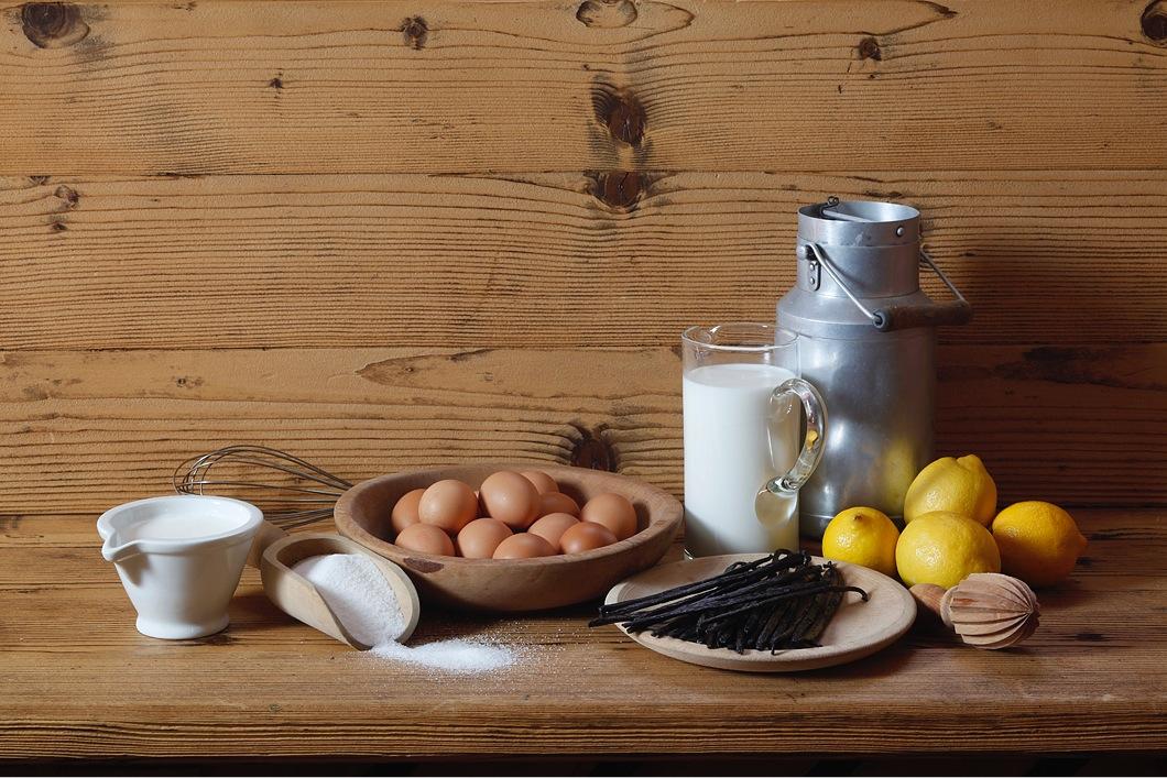 ingredienti gelato zoldano