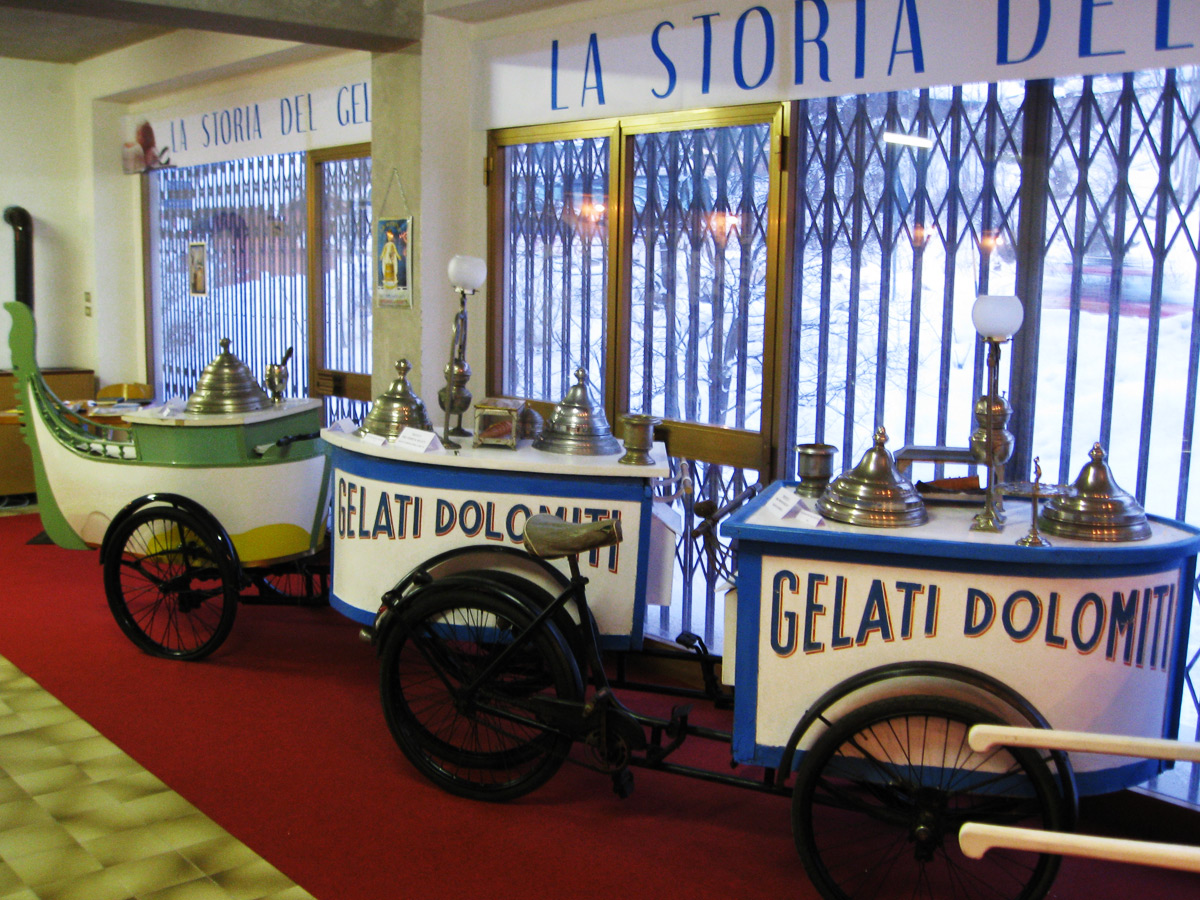 museo gelato zoldano